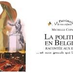 La politique en Belgique racontée aux enfants