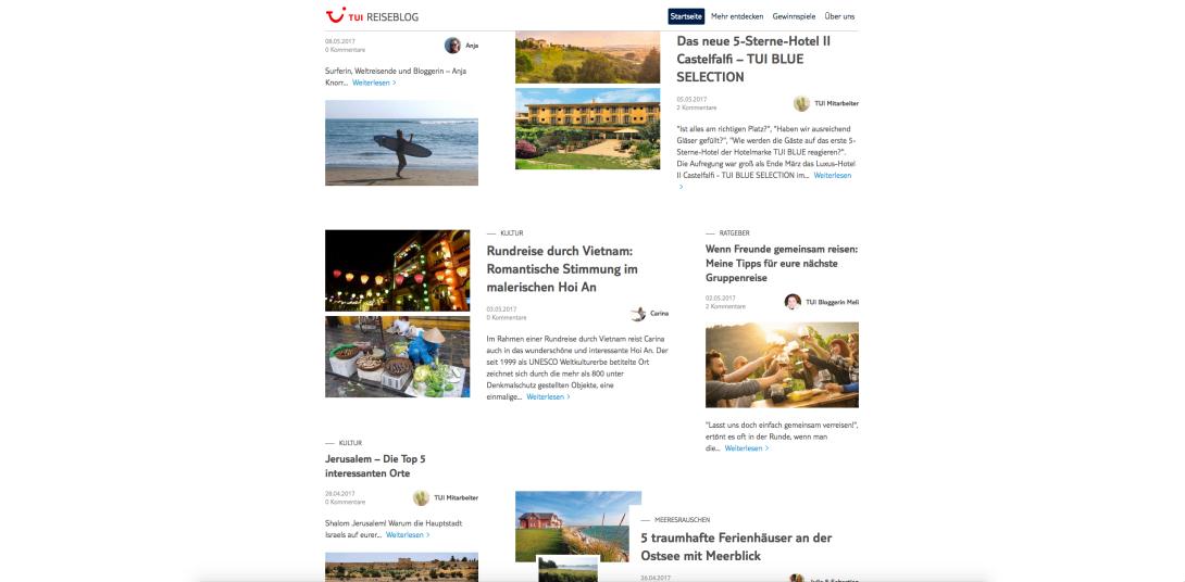 TUI_Reiseblog