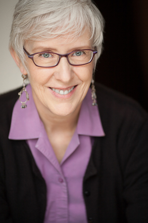 Marcia Riefer Johnston, guest for episode 5 of the Content Content podcast