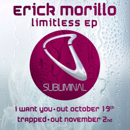 Erick Morillo Releases Limitless EP