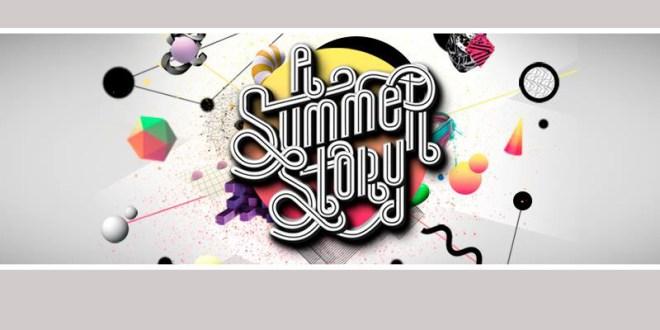 logo a summer story