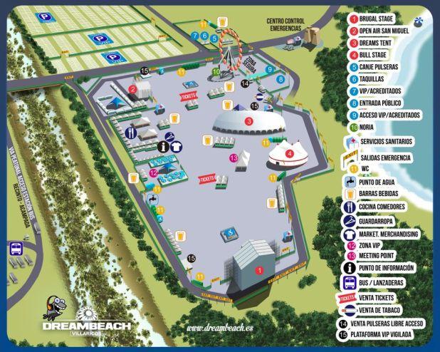 plano festival dreambeach edmred
