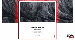 Adam Rickford - Aeronomy EP EDMred