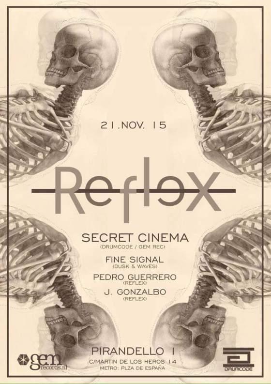 Reflex drumcode EDMred