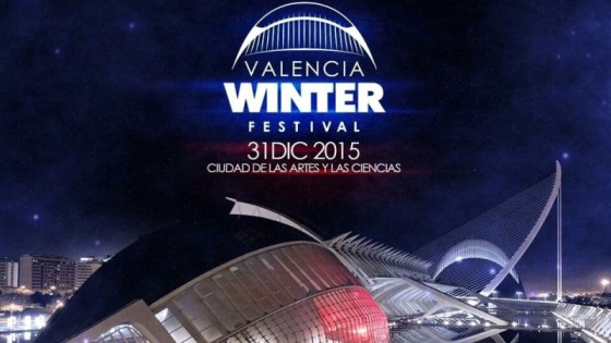 valencia winter festival EDMred