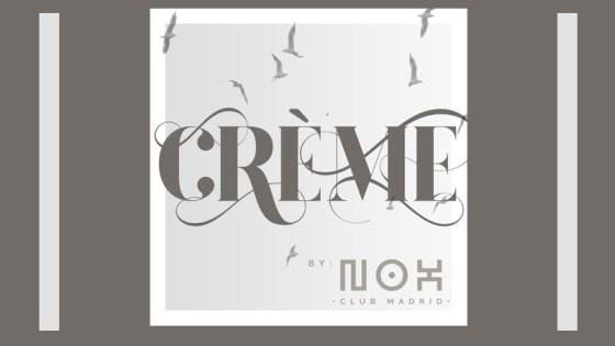 Nox Creme  EDMred