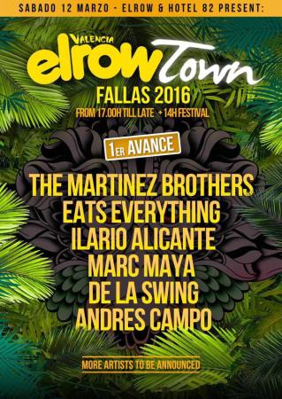 The-martinez-319x450 ElrowTown Valencia anuncia el primer avance