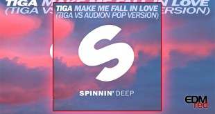 SPDEEP Tiga - Make Me Fall In Love EDMred