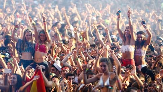 gente festival EDMred