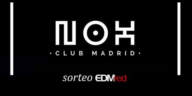 sorteo Nox-club-portada-EDMred