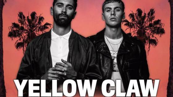 Cartel 2 - Yellow Claw - 23 Julio Alicante