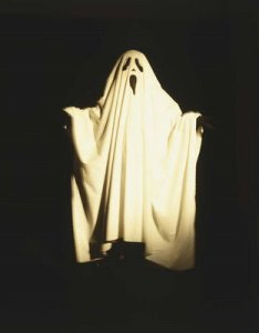 ghost in a sheet
