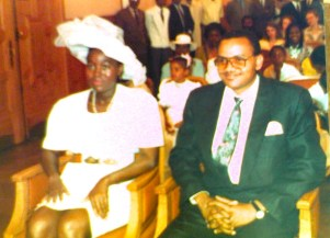 mariage civil en 1990, pour le meilleur...