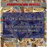 Presentación de la Asociación Española de Tubas y Bombardinos (AETYB)