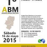 Aragón Brass Meeting – Inscripción
