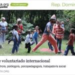beca de voluntariado 2016