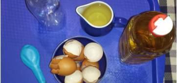 thumbnail infla un globo con vinagre y cascara de huevo