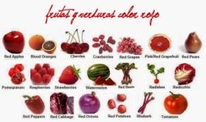 frutas-y-verduras-de-color-rojo