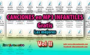 canciones-infantiles-pack-II