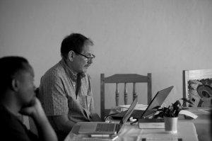 Daniel Sherrard shares insights to help shape vision