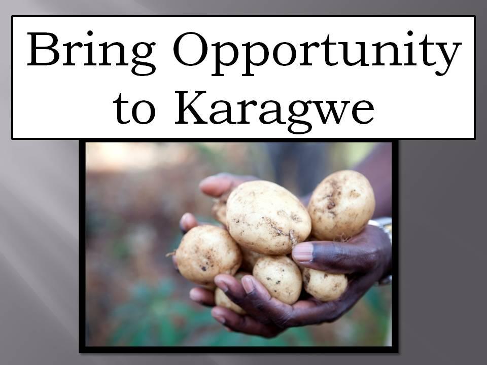 Bring Opp to Karagwe