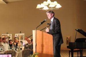 Speaker Chris Johnstone