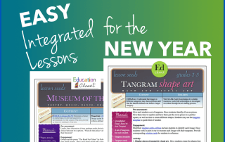 easy integrated lessons