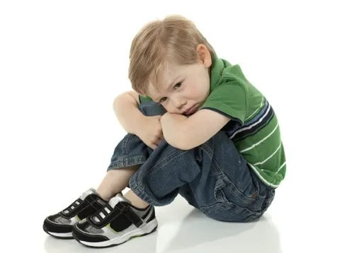 La depresión infantil: Los niños que no sonríen