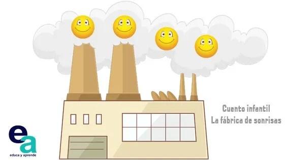 Cuento infantil: La fábrica de sonrisas