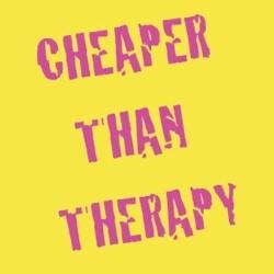 Cheaper Than Therapy – Edinburgh Fringe 2014