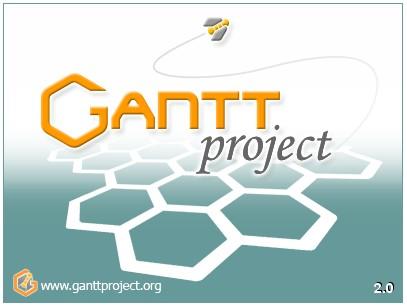 306 ganttproject Planificación  Productiva con Herramientas Libres (Numero diez)