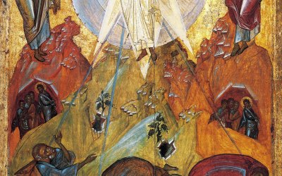 August 6, 2016; Holy Transfiguration of our Lord God and Saviour Jesus Christ