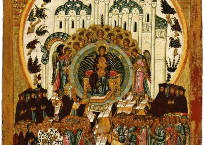 """Eparhcial Mini-Sobor Oct 18, 2016 – """"The Vibrant Parish and the New Catechism – Christ Our Pascha"""""""