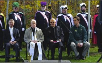 Knights of Columbus Re-Establish Memorial