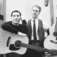 "Simon & Garfunkel gravam ""The Sound of Silence"""