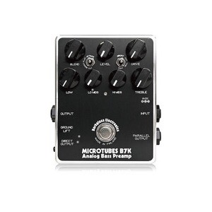 Darkglass Electronics / Microtubes b7k Overdrive/Preamp