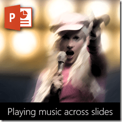 how to add background music in PowerPoint - Dr. Nitin Paranjape