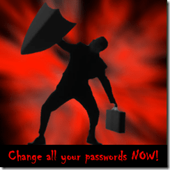 change all your passwords now by Dr. Nitin Paranjape