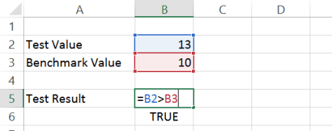 Excel IF function - logic