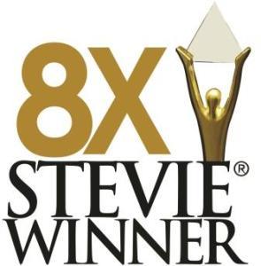 8X Stevie Winner