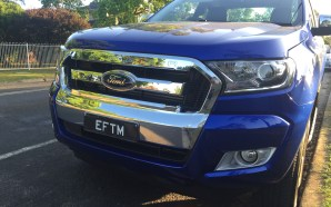 Ford Ranger Super Cab Hi Rider XLT with Tech Pack
