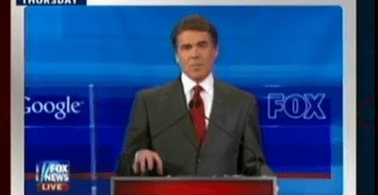 Rick Perry Tell Republicans They Have No Heart