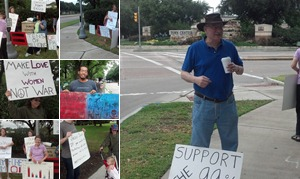 Occupy Kingwood – Sustainable Occupy 21 Weeks Strong (2012-05-12)