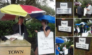 Occupy Kingwood – A Sustainable Form Of The Occupy Movement (2012-09-29)