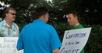 Occupy Kingwood – A Sustainable Form Of The Occupy Movement (2012-11-10)