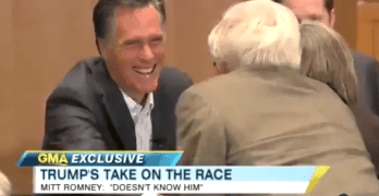 What Republicans Really Thought Of Mitt Romney–Video Is Great!