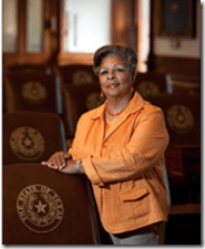 Senfronia Thompson, Interview, Rick Perry, Veto, HB 950, Lilly Ledbetter, Fair Pay Act