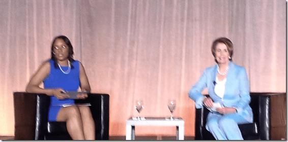 Nancy Pelosi Zerlina Maxwell Interview
