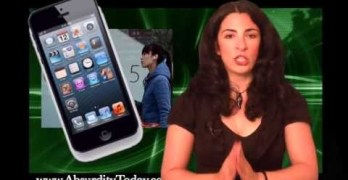Julianna Forlano Absurdity Today: Racism, Irony, & Improved Way to Silence Dissent! (VIDEO)