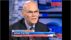 James Carville Republican Party